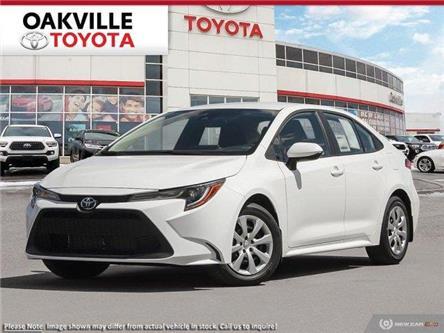 2020 Toyota Corolla LE (Stk: 20511) in Oakville - Image 1 of 23