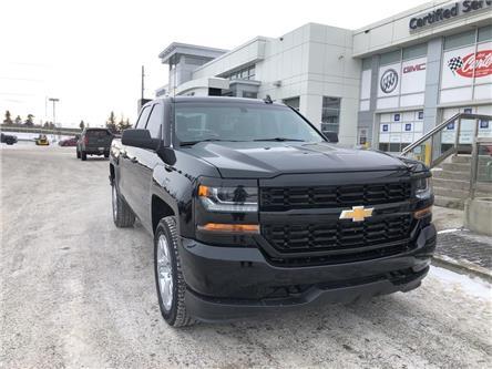 2018 Chevrolet Silverado 1500 Silverado Custom (Stk: 105855K) in Calgary - Image 2 of 25