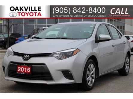 2016 Toyota Corolla LE (Stk: LP9202) in Oakville - Image 1 of 17
