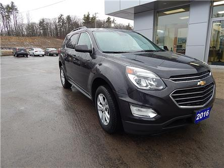 2016 Chevrolet Equinox LT (Stk: 18348A) in Campbellford - Image 1 of 18
