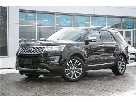 2017 Ford Explorer Platinum (Stk: 953740) in Ottawa - Image 1 of 30