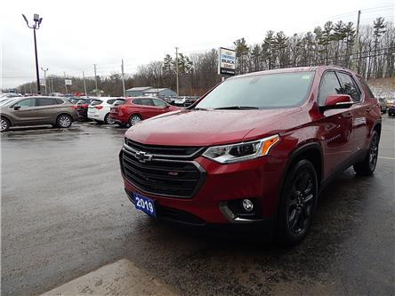 2019 Chevrolet Traverse  (Stk: 19691A) in Campbellford - Image 2 of 20