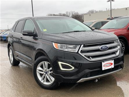 2015 Ford Edge SEL (Stk: 20T106A) in Midland - Image 1 of 17