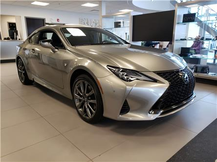 2020 Lexus RC 350 Base (Stk: L20252) in Calgary - Image 1 of 6