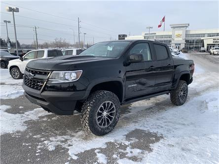 2020 Chevrolet Colorado ZR2 (Stk: L1167169) in Calgary - Image 1 of 22