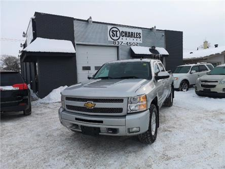 2010 Chevrolet Silverado 1500 LT (Stk: -) in Winnipeg - Image 1 of 14