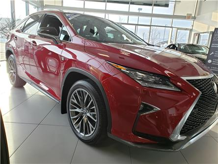 2019 Lexus RX 350 Base (Stk: LU0310) in Calgary - Image 1 of 24
