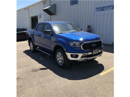 2019 Ford Ranger XLT (Stk: KLA57512) in Wallaceburg - Image 1 of 14