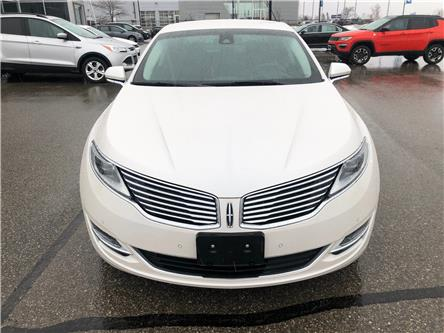 2015 Lincoln MKZ Base (Stk: 15-28105JB) in Barrie - Image 2 of 27