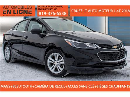 2018 Chevrolet Cruze LT Auto (Stk: 217597) in Trois Rivieres - Image 1 of 26