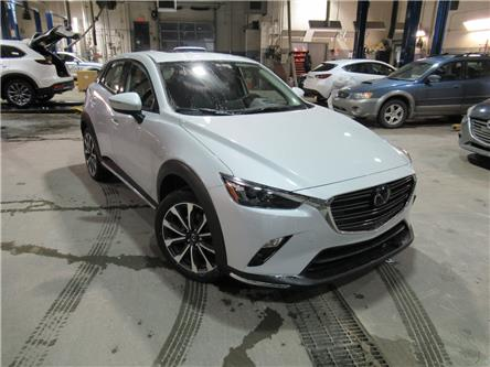 2020 Mazda CX-3 GT (Stk: M2510) in Calgary - Image 1 of 2