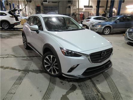 2020 Mazda CX-3 GT (Stk: M2510) in Calgary - Image 1 of 2