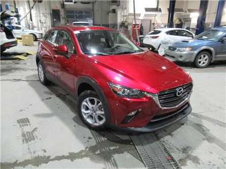 2020 Mazda CX-3 GS (Stk: M2509) in Calgary - Image 1 of 2