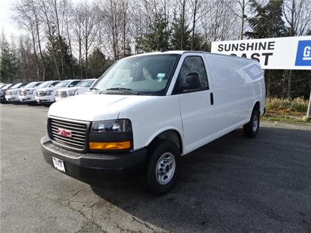 2020 GMC Savana 3500 Work Van (Stk: GL148083) in Sechelt - Image 1 of 16