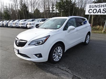2019 Buick Envision Premium I (Stk: NK012353) in Sechelt - Image 1 of 18