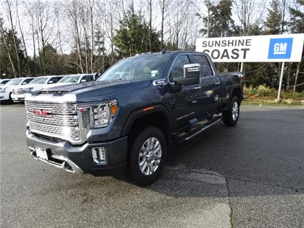 2020 GMC Sierra 3500HD Denali (Stk: GL152639) in Sechelt - Image 1 of 27