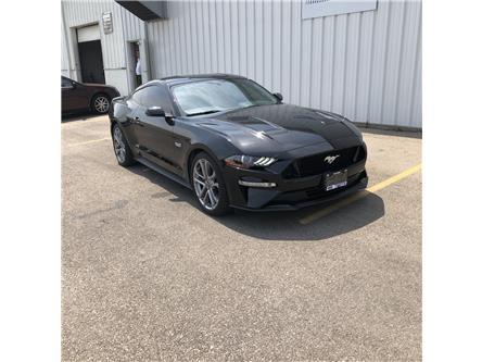 2018 Ford Mustang GT Premium (Stk: J5116199T) in Wallaceburg - Image 1 of 12