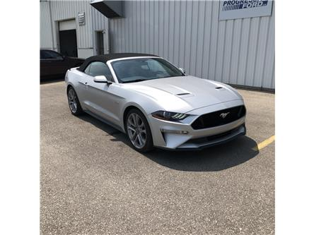 2018 Ford Mustang GT Premium (Stk: J5177262) in Wallaceburg - Image 1 of 18