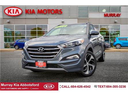 2016 Hyundai Tucson Limited (Stk: M1504) in Abbotsford - Image 1 of 22