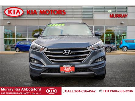 2016 Hyundai Tucson Limited (Stk: M1504) in Abbotsford - Image 2 of 22