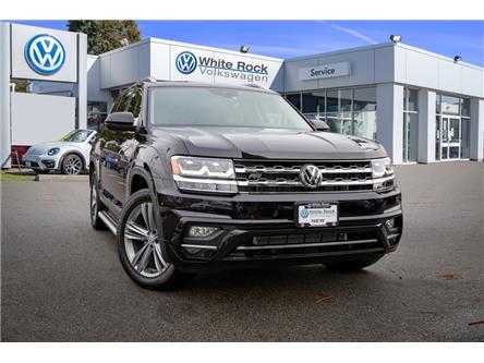 2019 Volkswagen Atlas 3.6 FSI Execline (Stk: KA595006) in Vancouver - Image 1 of 27