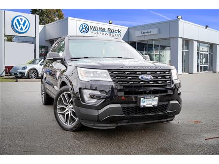 2016 Ford Explorer Sport (Stk: KJ270883A) in Vancouver - Image 1 of 25