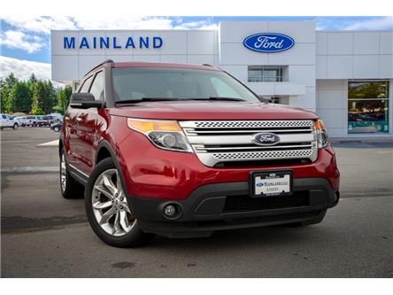 2015 Ford Explorer XLT (Stk: 9FU8990A) in Vancouver - Image 1 of 19
