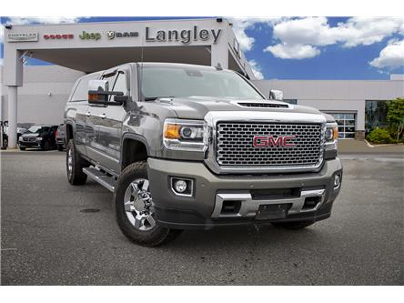 2017 GMC Sierra 3500HD Denali (Stk: LC0143) in Surrey - Image 1 of 22