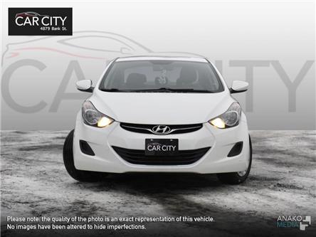 2012 Hyundai Elantra GLS (Stk: FT010) in Ottawa - Image 2 of 13