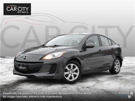 2012 Mazda Mazda3 GX (Stk: FT007) in Ottawa - Image 1 of 19