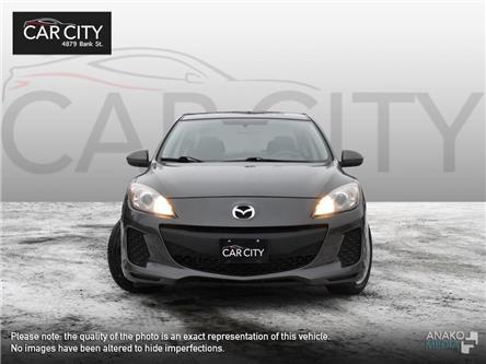 2012 Mazda Mazda3 GX (Stk: FT007) in Ottawa - Image 2 of 19