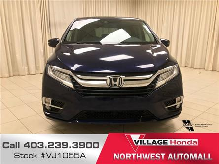 2018 Honda Odyssey Touring (Stk: VJ1055A) in Calgary - Image 2 of 23
