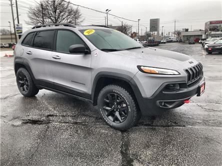 2018 Jeep Cherokee Trailhawk (Stk: 2158A) in Windsor - Image 1 of 14
