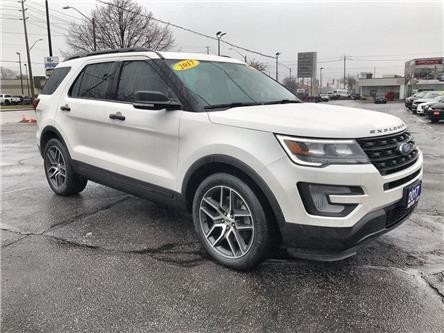 2017 Ford Explorer Sport (Stk: 2148A) in Windsor - Image 1 of 14