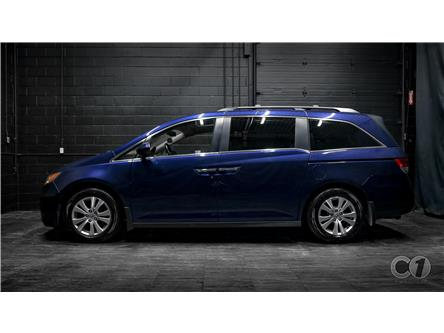 2016 Honda Odyssey EX-L (Stk: CT19-529A) in Kingston - Image 1 of 35