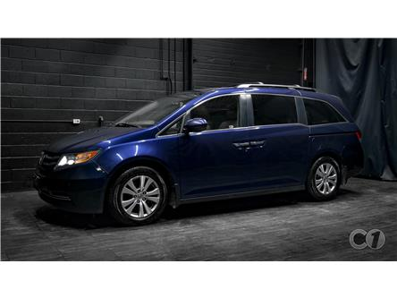 2016 Honda Odyssey EX-L (Stk: CT19-529A) in Kingston - Image 2 of 35