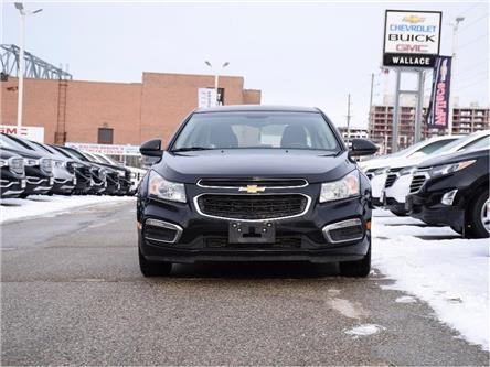 2015 Chevrolet Cruze 1LT | ONE OWNER | NO ACCIDENT | RMT STRT (Stk: 283641A) in Milton - Image 2 of 23