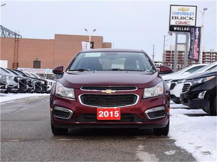 2015 Chevrolet Cruze LT | AUTO | REMOTE START | REAR VIEW CAM (Stk: 396624B) in Milton - Image 2 of 23
