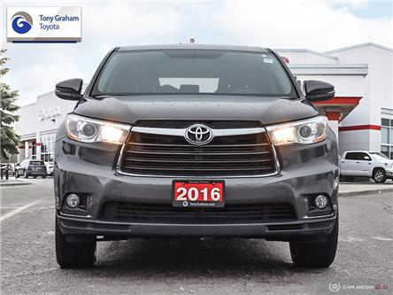 2016 Toyota Highlander LE (Stk: E8066) in Ottawa - Image 2 of 26