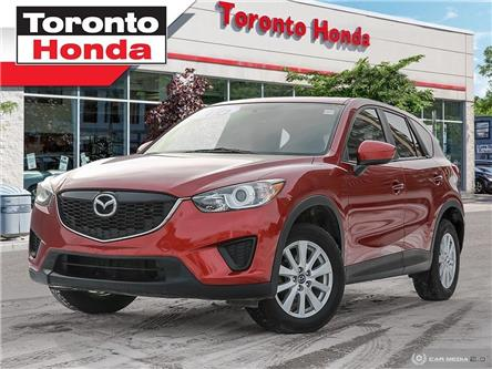 2013 Mazda CX-5 GX (Stk: H39873A) in Toronto - Image 1 of 27