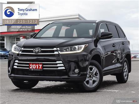 2017 Toyota Highlander XLE (Stk: U9228) in Ottawa - Image 1 of 29