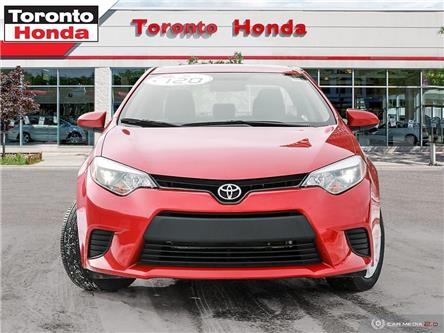 2014 Toyota Corolla LE (Stk: H39872A) in Toronto - Image 2 of 27