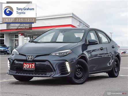 2017 Toyota Corolla SE (Stk: E8072) in Ottawa - Image 1 of 27
