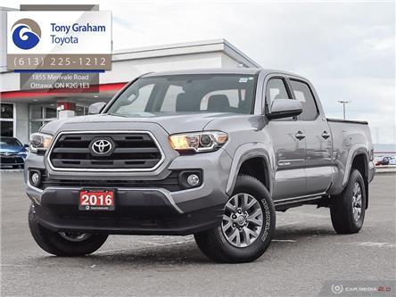 2016 Toyota Tacoma SR5 (Stk: E8051) in Ottawa - Image 1 of 28