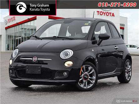 2014 Fiat 500 Sport (Stk: 89947A) in Ottawa - Image 1 of 26