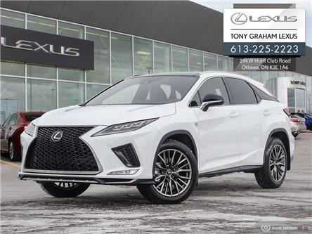 2020 Lexus RX 350 Base (Stk: P8725) in Ottawa - Image 1 of 30