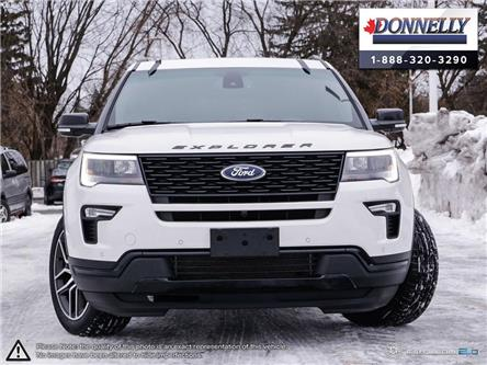 2018 Ford Explorer Sport (Stk: PLDT119A) in Ottawa - Image 2 of 28