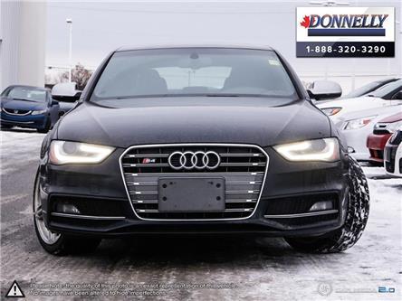 2013 Audi S4 3.0T Premium (Stk: PBWDR358A) in Ottawa - Image 2 of 28