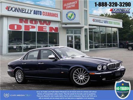 2007 Jaguar XJ XJ8 (Stk: PBWDS1068B) in Ottawa - Image 1 of 28