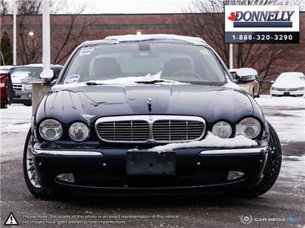 2007 Jaguar XJ XJ8 (Stk: PBWDS1068B) in Ottawa - Image 2 of 28